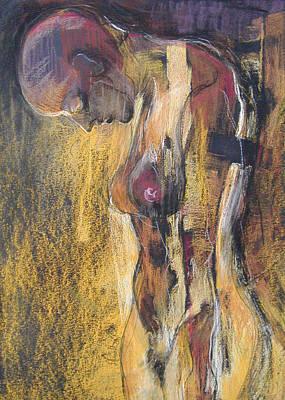 Desire 2 Art Print by Alicja Coe