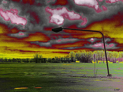 Photograph - Desolation by David Pantuso
