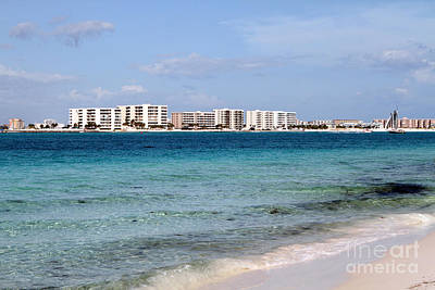 Photograph - Destin Beaches by Steven Frame