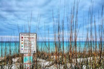Destin Dangers Art Print by JC Findley