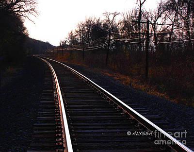 Alyssa Photograph - Destination by Alyssa Rogers