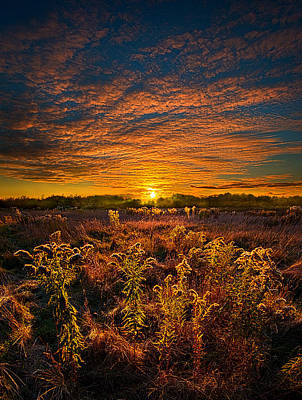 Destination Unknown Print by Phil Koch