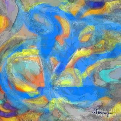 Digital Art - Destinations by D Perry
