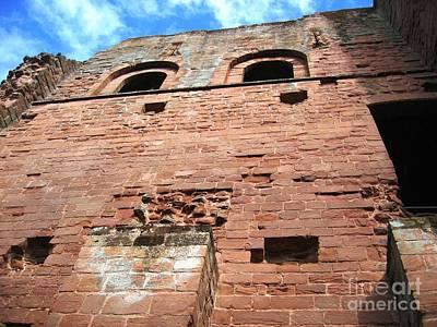 Simon De Montfort Wall Art - Photograph - Destruction by Denise Railey