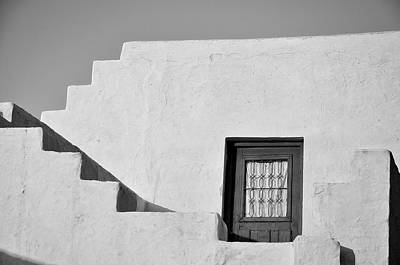 B Photograph - Apollonia Town In Sifnos Island by George Atsametakis
