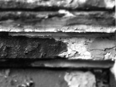 Black And White Photograph - Detail by Mike Norkin