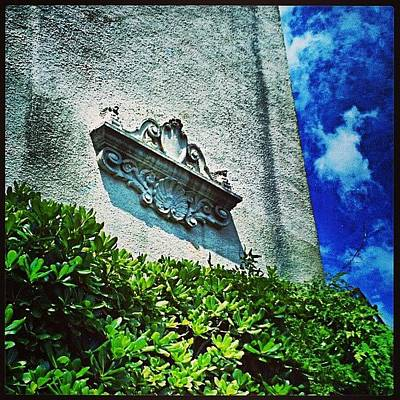 Color Contrast Wall Art - Photograph - Details Of New Orleans by Glen Abbott