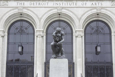 Detroit Institute Of Art Art Print