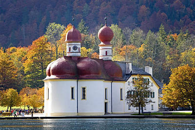 Deutschland, Bayern, Nationalpark Art Print by Tips Images