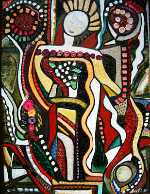 Devi Original by Karen Serfinski