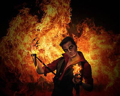 Devil Original by Gary Ljamin