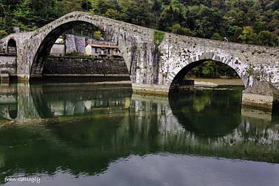 Photograph - Devils Bridge by Fran Gallogly