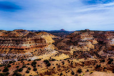 Photograph - Devil's Canyon2 by Tex Wantsmore
