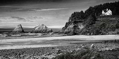 Devils Head Photograph - Devil's Elbow Beach by Peter Tellone