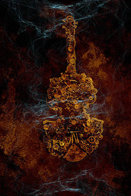 Photograph - Devils Fiddle by Fran Riley