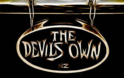 Devils Own Art Print by Phil 'motography' Clark