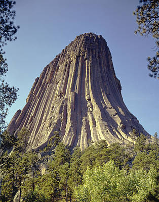 Photograph - Devil's Tower 2 by Ed  Cooper Photography