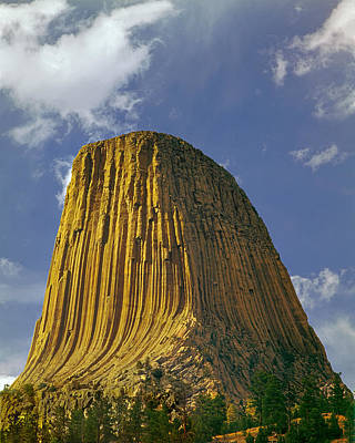 Photograph - Devil's Tower 4 by Ed  Cooper Photography