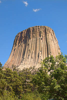 Photograph - Devils Tower by Michael Flood