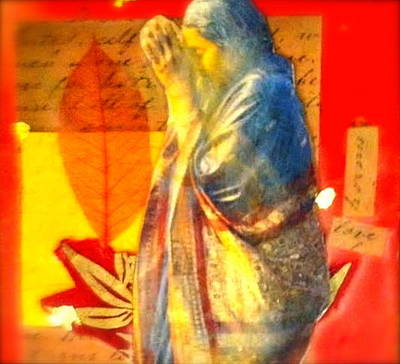 Painting - Devotion by MaryAnne Ardito