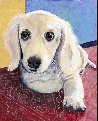 Painting - Dewey by Arthur Rice