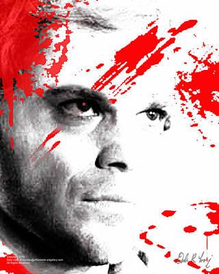 Dexter Dreaming Art Print