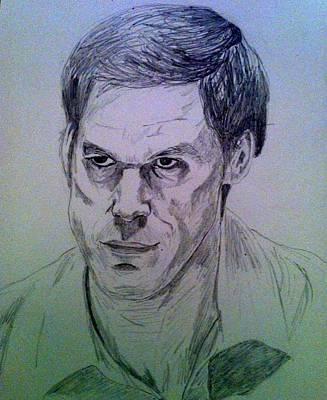 Dexter Print by Stefan Connolly
