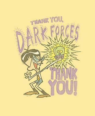 Laboratory Digital Art - Dexter's Laboratory - Dark Forces by Brand A