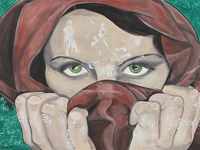 Painting - Dface by Darlene Graeser