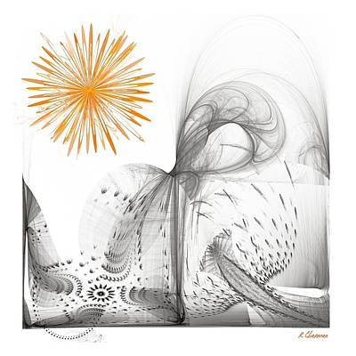 Digital Art - Dia De Los Muertos by Rick Chapman