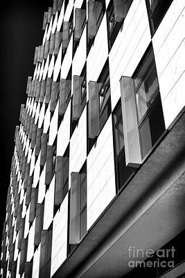 Photograph - Diagonal In Berlin by John Rizzuto