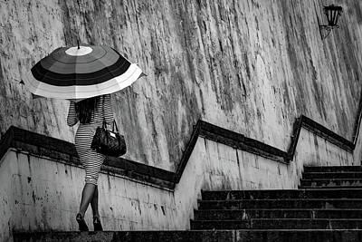 Rain Photograph - Diagram by Dmitry Skvortsov