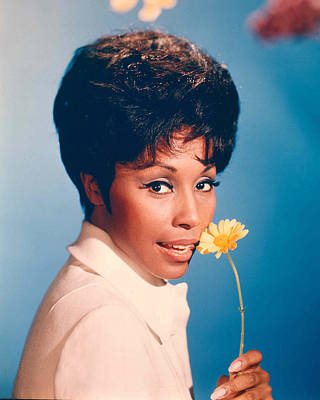 Diahann Carroll In Julia  Art Print