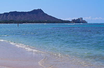 Photograph - Diamond Head Morning by Michele Myers