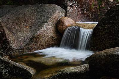 Photograph - Diana's Cascade by Mike Farslow