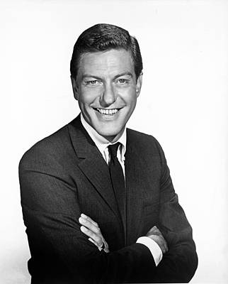 Dick Van Dyke Art Print by Silver Screen