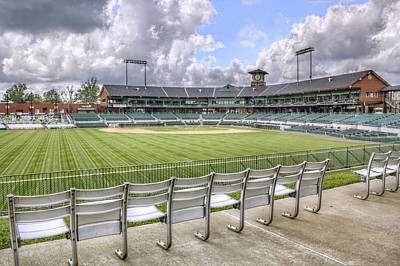Art Print featuring the photograph Dickey-stephens Park by Jason Politte