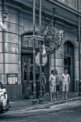 Photograph - Dickie Brennan's Bourbon House by Sennie Pierson