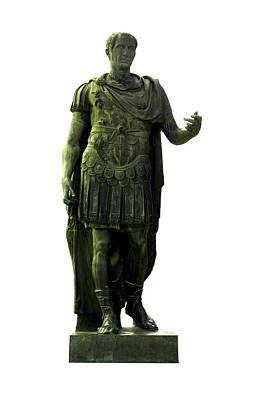 Photograph - Dictator Julius Caesar by Fabrizio Troiani
