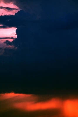 Photograph - Die Wolken I by Ross Odom