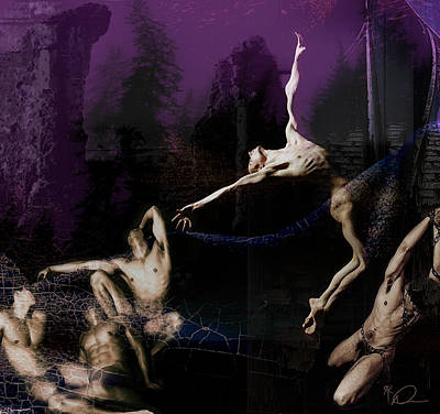 Wrath Digital Art - Dies Irae by David Derr