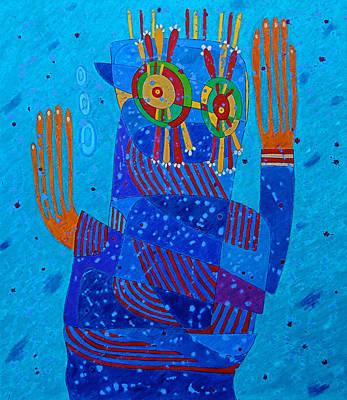 Different Point Of View Original by Zeljko  Jancic Zec