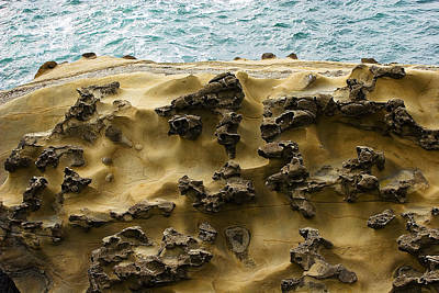Photograph - Differential Erosion by Robert Woodward