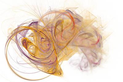 Diffusion Digital Art - Diffusion 5 by Mark Bowden