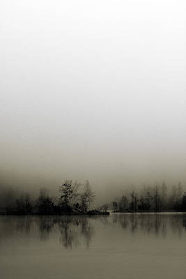 Haze Photograph - Diffusion by Henrik Spranz