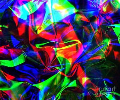 Digital Art-a14 Art Print by Gary Gingrich Galleries