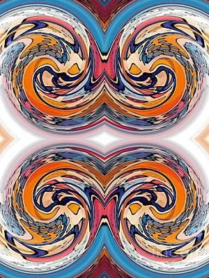Digital Art - Digital Dunkin 2 by Sarah Loft