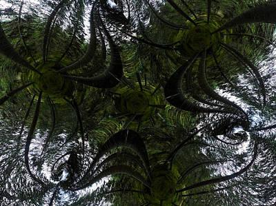 Photograph - Digital Jungle by Jouko Lehto