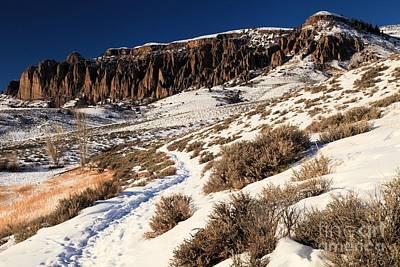 Photograph - Dillon Pinnacles Trail by Adam Jewell