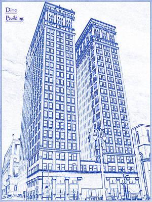 Dime Building Original